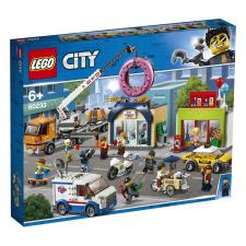 LEGO City Fánkozó megnyitó (60233) lego