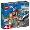 LEGO City Kutyás rendőri egység (60241)
