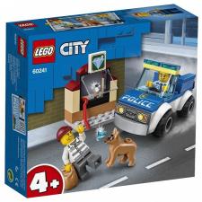 LEGO City Kutyás rendőri egység (60241) lego