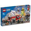 LEGO City Tűzvédelmi egység (60282)