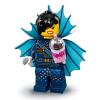 LEGO coltlnm-11 Minifigura A LEGO® NINJAGO® FILM™ sorozat - Cápahadsereg #1 Tábornoka
