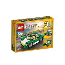 LEGO Creator Zöld cirkáló 31056 lego