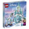 LEGO Disney - Elsa varázslatos jégpalotája (43172)