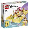 LEGO Disney Princess Belle mesekönyve (43177)
