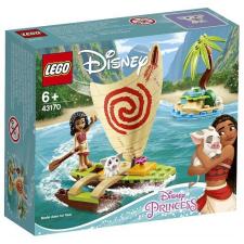 LEGO Disney Princess Vaiana óceáni kalandja (43170) lego