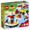 LEGO Duplo Miki csónakja 10881