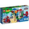 LEGO Duplo Pókember és Hulk kalandjai 10876