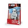 LEGO Első Rendi Rohamosztagos világítós kulcstartó