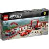 LEGO Exkluzív Ferrari garázs 75889