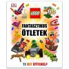 LEGO Fantasztikus ötletek: Te mit építenél?