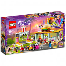 LEGO Friends: Heartlake autósmozi 41349 lego