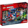 LEGO Juniors  Pókember és Skorpió utcai leszámolása 10754