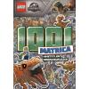 - LEGO JURASSIC WORLD - HIHETETLEN DINOSZAURUSZOK 1001 MATRICA