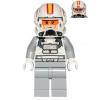 LEGO Klón Pilóta - Feszült Arccal