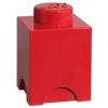 LEGO LEGO 1x1 tárolódoboz - piros (40011730)
