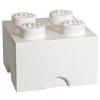 LEGO LEGO 2x2 tárolódoboz - fehér (40031735)