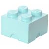 LEGO LEGO 2x2 tárolódoboz - víz kék (40031742)