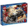 LEGO Marvel Spiderman Pókember és Szellemlovas vs. Carnage (76173)