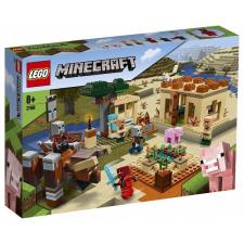 LEGO Minecraft A falusi rajtaütés (21160) lego