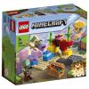 LEGO Minecraft A korallzátony (21164)