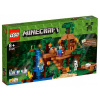 LEGO Minecraft Lombház a dzsungelben 21125