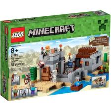 LEGO Minecraft-Sivatagi kutatóállomás 21121 lego