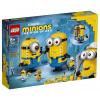 LEGO Minions Kocka minyonok és barlangjuk (75551)