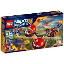 LEGO Nexo Knights A Szörnyek ura harci szekere 70314 lego