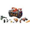 LEGO Nexo Knights Axl Guruló arzenálja 72006