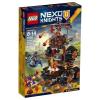 LEGO NEXO Knights Magmar tábornok végzetes ostromgépe (70321)