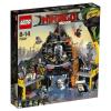 LEGO Ninjago Garmadon vulkánbarlangja 70631
