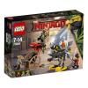 LEGO Ninjago Piranha támadás 70629