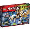 LEGO Ninjago Wu sárkánymester 70734