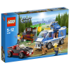 LEGO : Rendőrkutyás furgon 4441