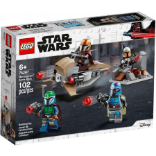 LEGO Star Wars 75267 - Mandalóriai csata lego