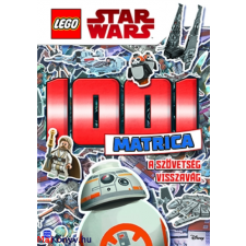 LEGO Star Wars - A szövetség visszavág - 1001 matrica matrica