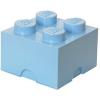 Lego Storage tároló doboz 4250 x 250 x 180 mm - világoskék