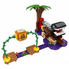 LEGO Super Mario Chain Chomp Találkozás a dzsungelben kiegészítő szett (71381) lego