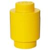 LEGO tároló henger sárga (40301732)