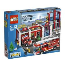 LEGO Tűzoltóállomás 7208 lego