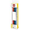 LEGO Zselés toll - Piros, Fekete, Kék (51513)