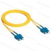 Legrand 032600 patch kábel optika OS1/OS2 (UPC) monomódusú SC/SC duplex 9/125um LSZH (LSOH) sárga 1 méter LCS3