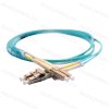 Legrand 032616 patch kábel optika OM3 (PC) multimódusú LC/LC duplex 50/125 um LSZH (LSOH) lila 2 méter LCS3
