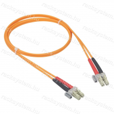 LEGRAND Legrand 334344 patch kábel optika RFID OM4 multimódusú LC/LC 1 méter kábel és adapter