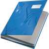 """Leitz Aláírókönyv, A4, 18 részes, karton,  """"Design"""", kék"""