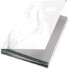 """Leitz Aláírókönyv, A4, 18 részes, karton, LEITZ """"Design"""", fehér"""