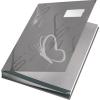 """Leitz Aláírókönyv, A4, 18 részes, karton, LEITZ """"Design"""", szürke"""