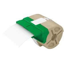 """Leitz Etikett, folyamatos, műanyag, öntapadó, 88 mm x 10 m, LEITZ """"Icon"""" fehér etikett"""