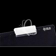 """Leitz Függőmappa, karton, A4, gumiszalaggal, LEITZ """"Alpha Active"""", fekete kreatív papír"""
