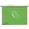 """Leitz Függőmappa, karton, A4, LEITZ, """"Alpha Standard"""", zöld"""
